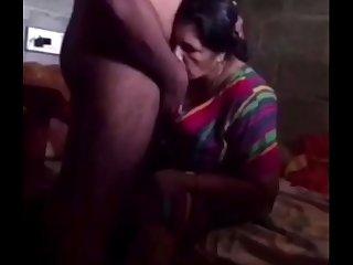 Desi mallu aunty sex with..