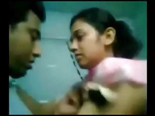 Desi teen sister affair with..