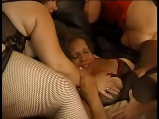 Unknown french matures orgy..