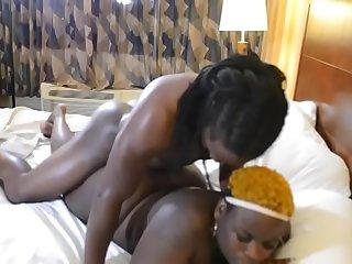 Big Booty Marley gets FUCKED