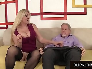 Passionate Mature Sex with..