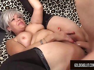 Grey Haired Granny Kelly..
