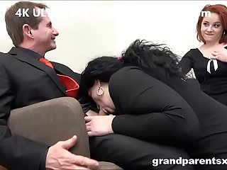 Hotel maid fucked with wife