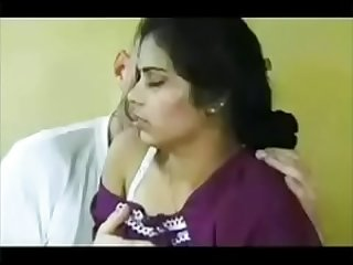 Indian mom gangbang fuck by..