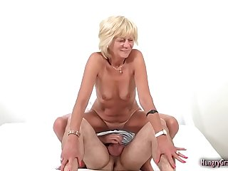 Mature With Amazing Body..