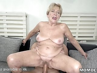 70  mature lady still loves..