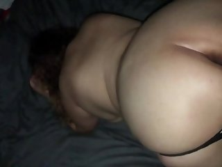 Big ASS Horny Latina Fucks..