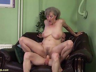 horny 76 years old granny..