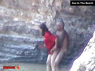 Sexo En La Playa 05