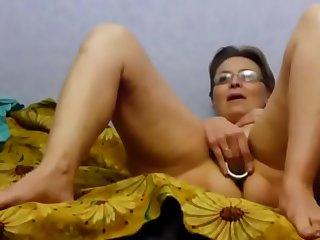 Russian teacher 44 years old..
