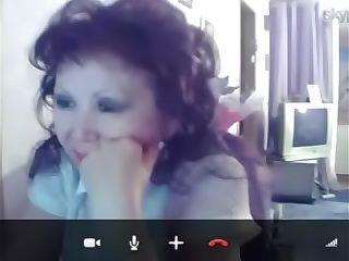 Beautiful Russian mother..