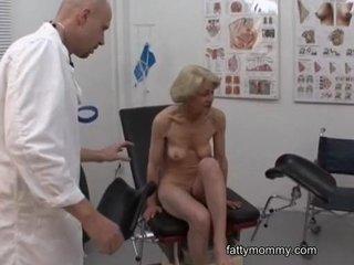 Mature granny blonde Marie..