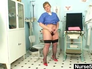 Chubby mom Vilma dirty pussy..