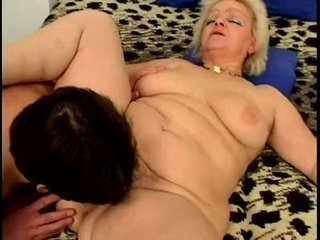 Big russian granny  Jitka