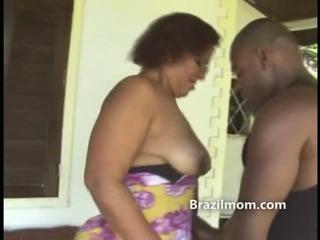 Brazilian milf ass..