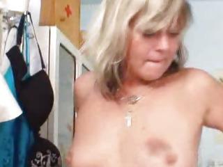 Drunk housewife Nada visits..
