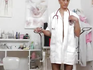 Nasty head nurse Rozi..