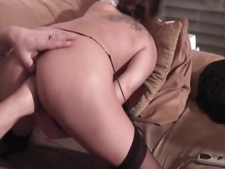 Horny amateur wife loves..