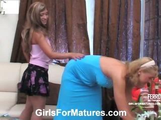 Bridget&Sheila lesbian mom..