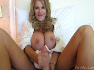 Busty Wife Kelly Madison..