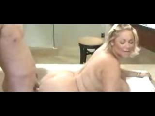 Big Tit Mature Blonde Fucked