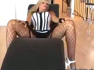 Horny mature aunt hardcore