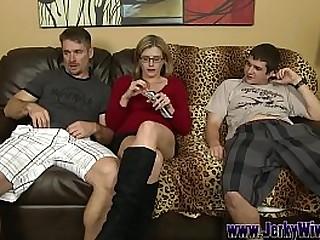 Big Dick Son bangs His Mom..