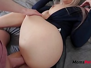 Hot Busty Mother Gets..