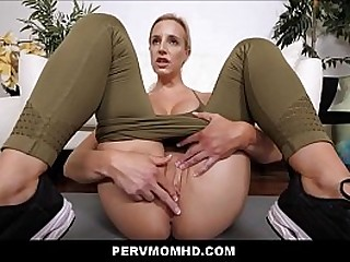 Hot Big Ass MILF Step Mom..
