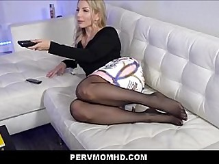 Cheating Hot Blonde MILF..