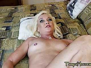 Horny Mom Gets Her..