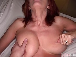Red head Milf Loves her..