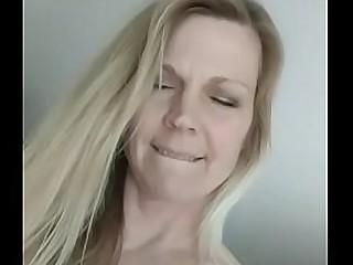 Horny old mom fuck son..