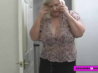 my grandmother cheats on my..