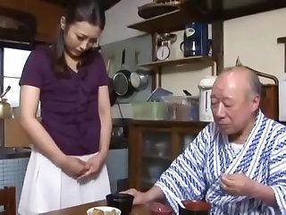 Asian Japanese daughterinlaw..
