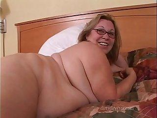 Big Juicy Granny Booty 2