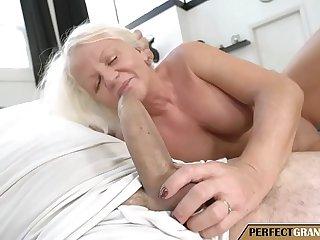 grandma with skills